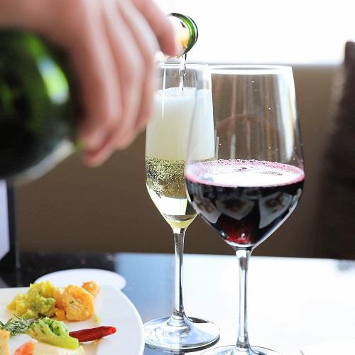ANAインターコンチネンタルホテル東京『MIXX バー&ラウンジ』のワイン