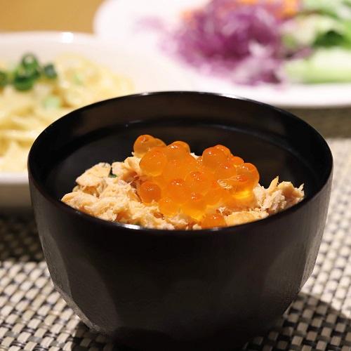 ヒルトン東京お台場のビュッフェ|親子丼