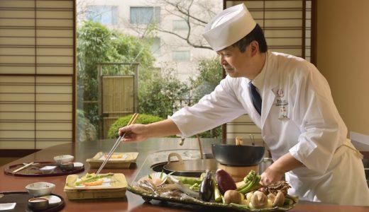 【極上の天麩羅】グランドプリンスホテル高輪「若竹」の天麩羅ランチ