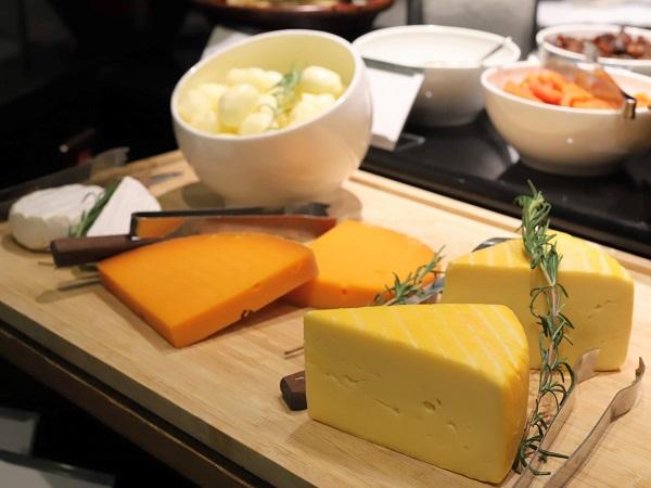 カスケイドカフェ チーズ