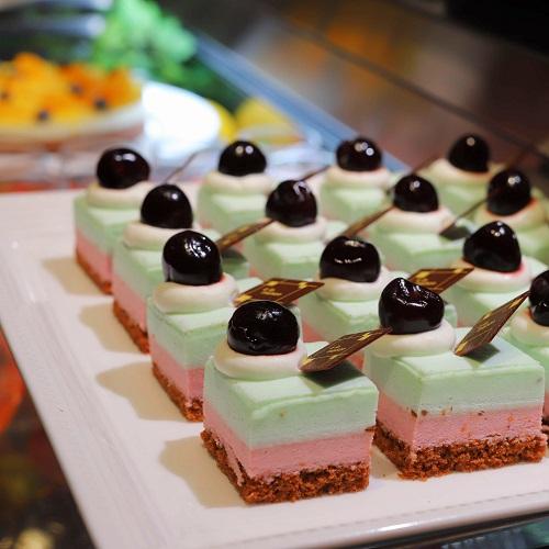 カスケイドカフェ ミントケーキ