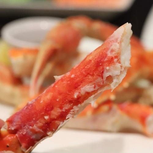 カスケイドカフェ 蟹
