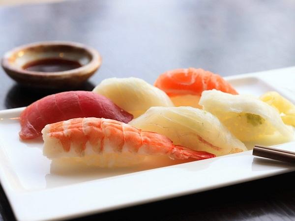 シェフズライブキッチン(インターコンチネンタル東京ベイ)寿司2