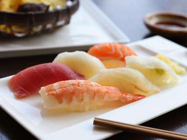 シェフズライブキッチン(インターコンチネンタル東京ベイ)寿司
