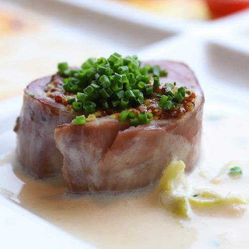 シェフズライブキッチン(インターコンチネンタル東京ベイ)仔牛のハーブ焼き