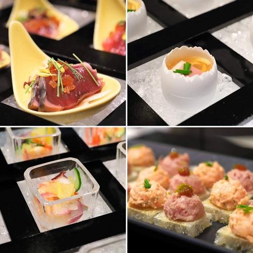 シェフズライブキッチン(インターコンチネンタル東京ベイ)前菜2