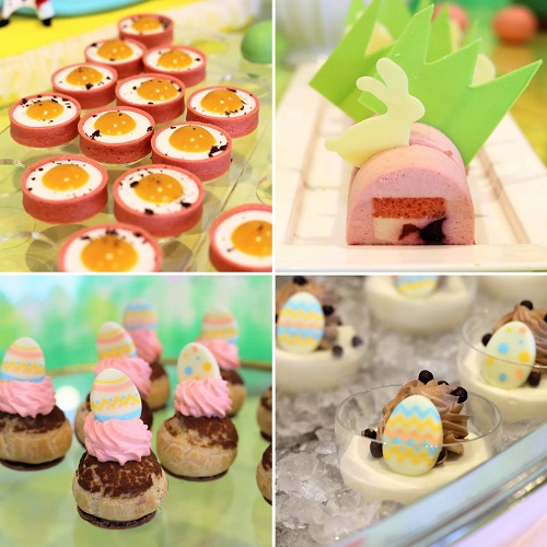 アリスのイースター デザート&ランチブッフェ(ホテル インターコンチネンタル 東京ベイ)2