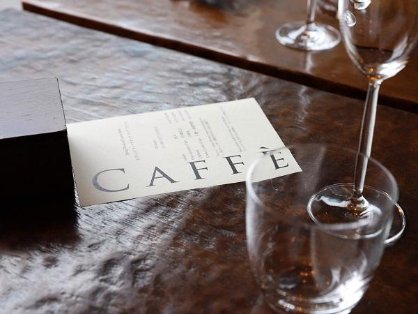 ハイアットリージェンシー東京『カフェ』のメニュー