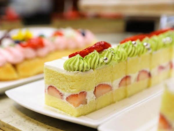 リッツカールトン大阪 ストロベリーデザートブッフェ「ショートケーキ」