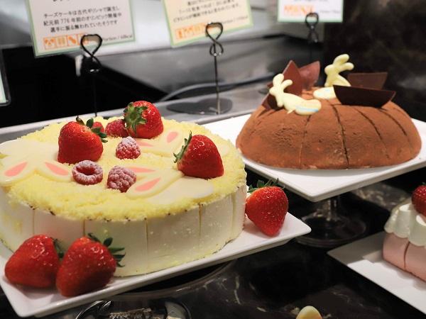シェフズライブキッチン(インターコンチネンタル東京ベイ)ホールケーキ