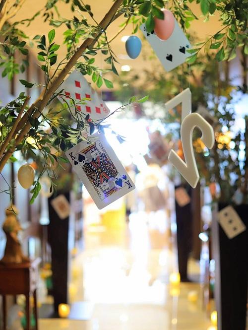 アリスのイースター デザート&ランチブッフェ(ホテル インターコンチネンタル 東京ベイ)エントランス2