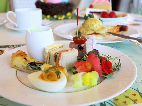 アリスのイースター デザート&ランチブッフェ(ホテル インターコンチネンタル 東京ベイ)4
