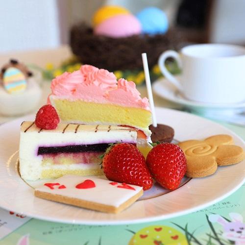 アリスのイースター デザート&ランチブッフェ(ホテル インターコンチネンタル 東京ベイ)3