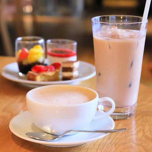 ハイアットリージェンシー東京『カフェ』のドリンク