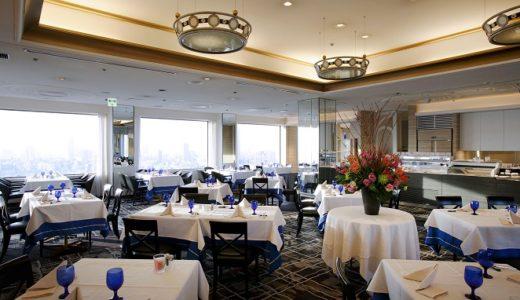 ホテルニューオータニ『タワービュッフェ』で豪華ランチを堪能