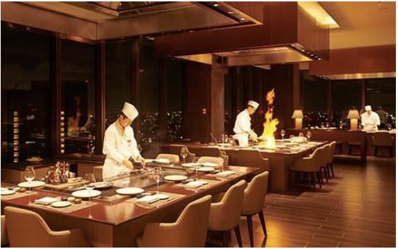 ホテルオークラ東京|さざんか