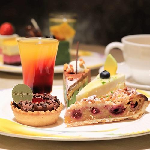 ウェスティンホテル東京『ザ・テラス』抹茶デザートビュッフェ2019_3