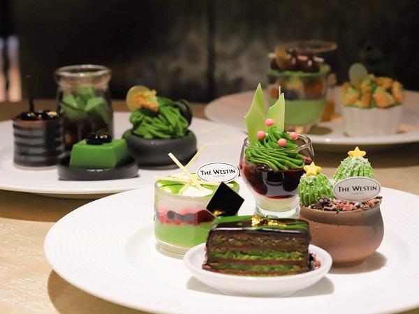 ウェスティンホテル東京『ザ・テラス』抹茶デザートビュッフェ2019_7