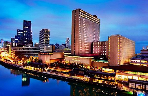 リーガロイヤルホテル大阪(外観)