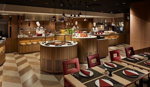 【ゆで蟹を贅沢に】新宿プリンスホテルのランチビュッフェ|プリンスマルシェ