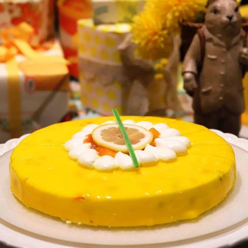 ヒルトン東京 マーブルラウンジのスイーツビュッフェ(カモミールPJパーティー)
