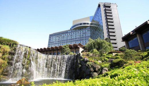 ホテルニューオータニ|ザスカイのランチビュッフェ【圧倒的な満足感】