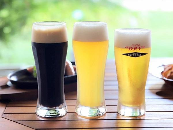 ホテル雅叙園東京のフォレスト ビアテラス「結庵」(ビール)
