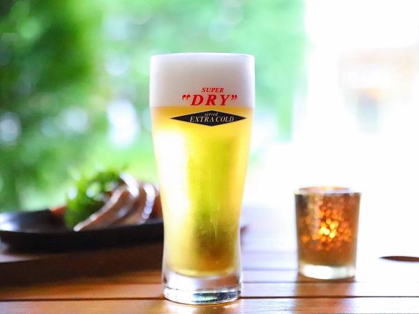 ホテル雅叙園東京のフォレスト ビアテラス「結庵」(ビール2)