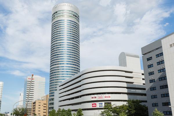 新横浜プリンスホテルのアフタヌーンティー|外観