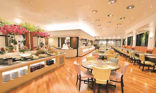 第一ホテル東京|ビュッフェレストラン エトワール