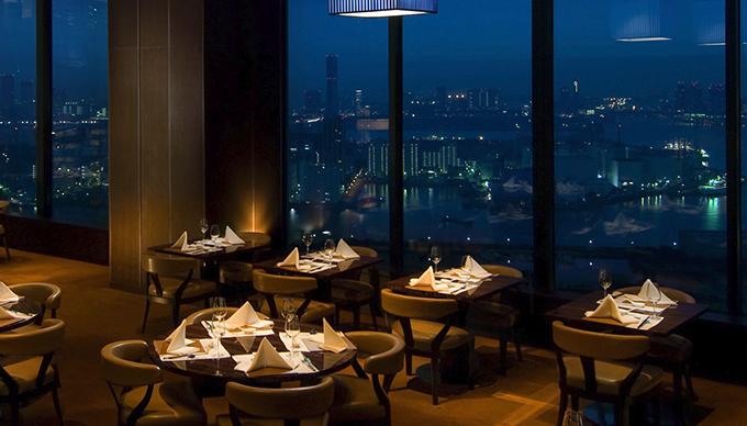 コンラッド東京|チャイナブルー(中国料理)