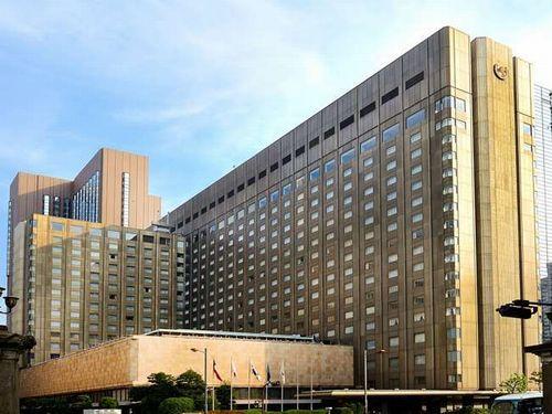 帝国ホテル|外観