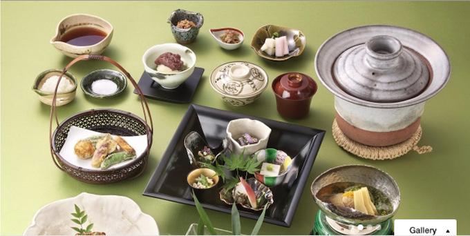 帝国ホテル|東京なだ万(日本料理)