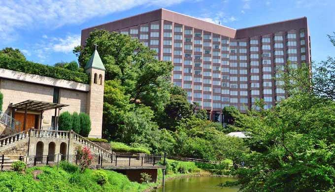 ホテル椿山荘東京|外観