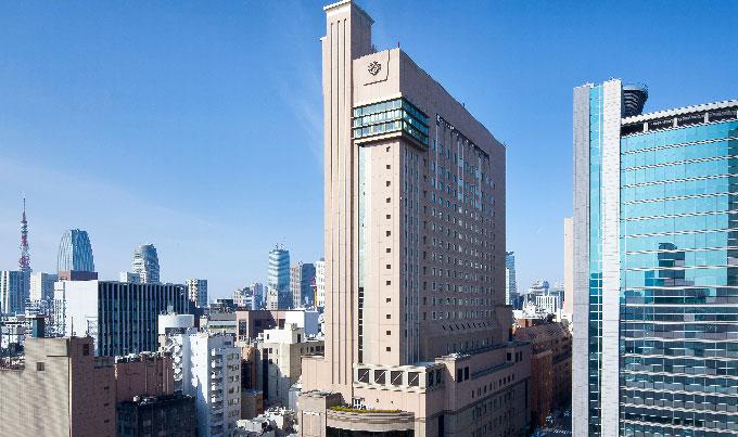 第一ホテル東京|外観