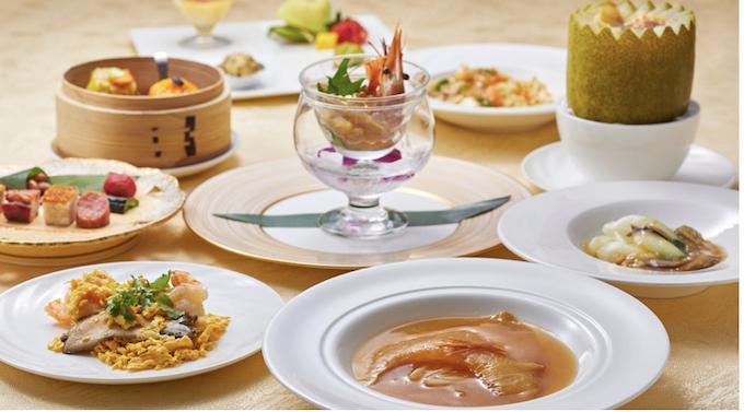 京王プラザホテル|南園(中国料理)