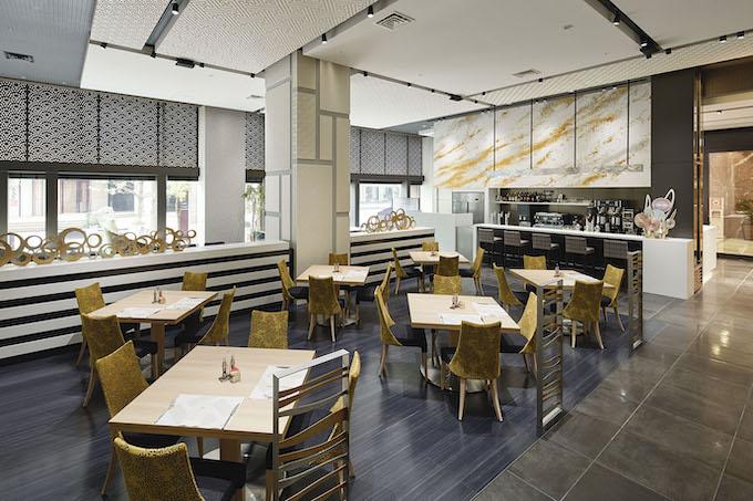 ホテルメトロポリタンエドモント|ビュッフェレストラン ベルテンポ