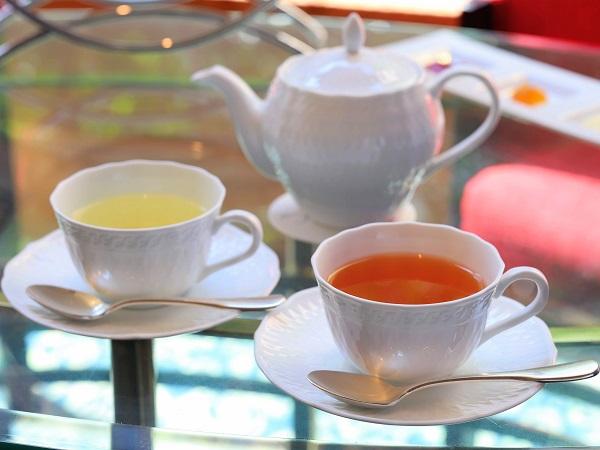 ロイヤルパークホテルのアフタヌーンティー(紅茶)