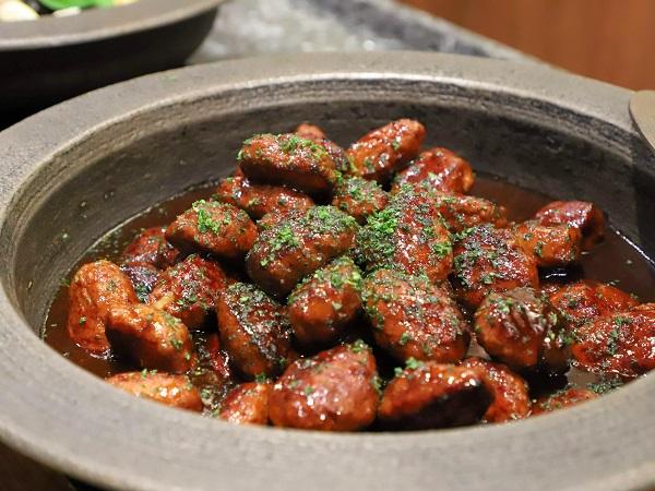ホテル雅叙園東京のランチビュッフェ|煮込みハンバーグ