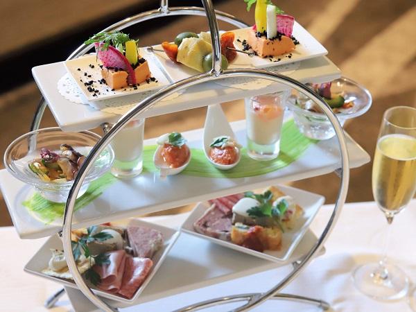 ホテル インターコンチネンタル 東京ベイ「ジリオン」|前菜