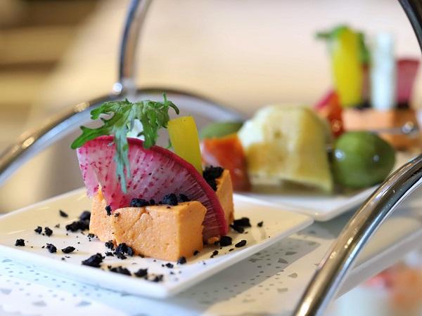 ホテル インターコンチネンタル 東京ベイ「ジリオン」|前菜2
