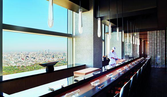 リッツカールトン東京|ひのきざか(日本料理)