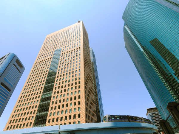 ロイヤルパークホテル東京汐留|外観