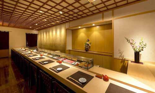 第一ホテル東京|一寿し(寿司)