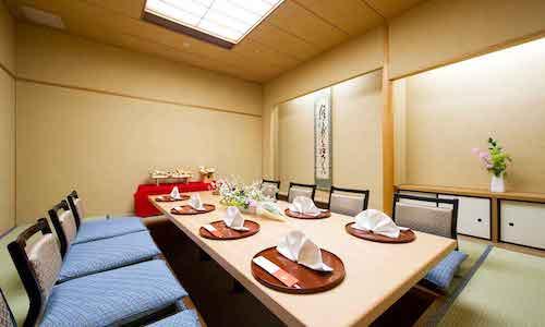 第一ホテル東京|明石(日本料理)