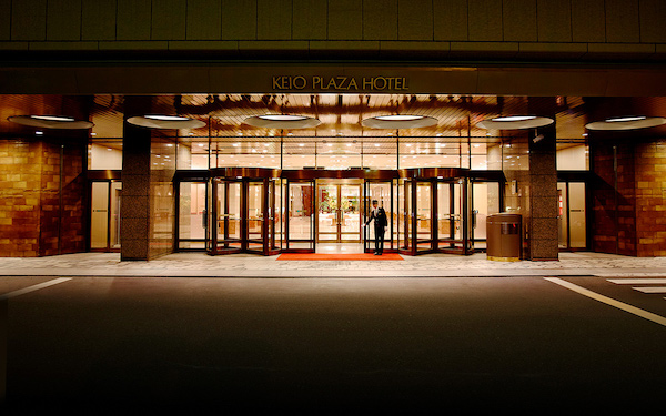 京王プラザホテル|外観