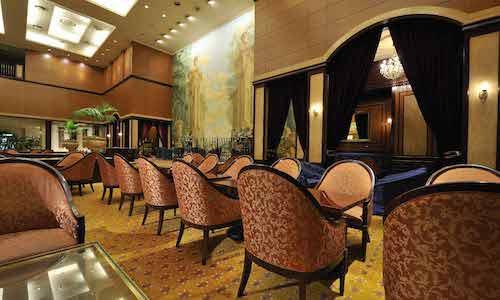 第一ホテル東京|ロビーラウンジ