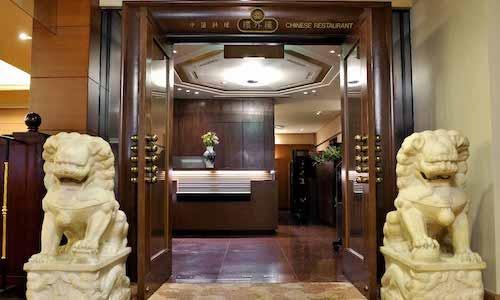 第一ホテル東京|樓外樓(中国料理)
