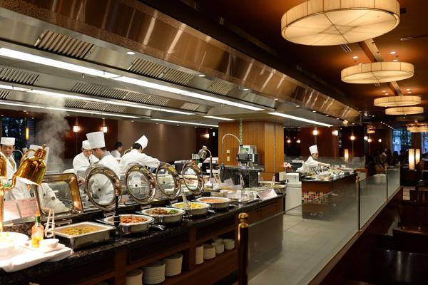 ホテルメトロポリタン|クロスダイン(ビュッフェレストラン)