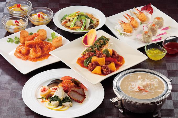 ホテルメトロポリタンエドモント|中国料理 南国酒家